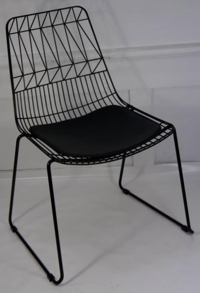 replica outdoor bend wire chairs swan street sales 365 357 swan
