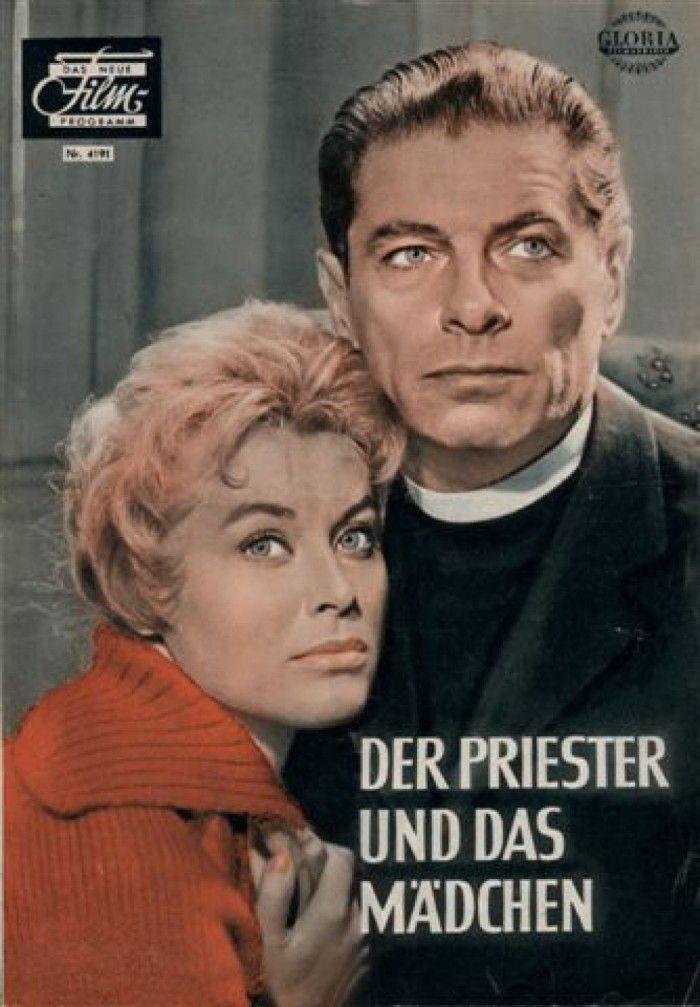 Die Versuchung Der Priester Und Das Mädchen