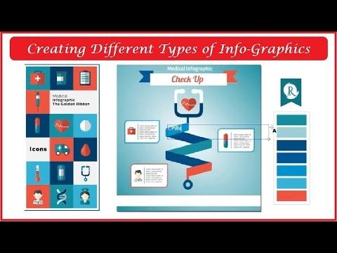 how to create infographic different types powerpoint free