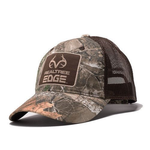 5ffa929a This Realtree Camouflage Edge Branded Mesh Back Hat is great for Hunting  and showing off your love of Realtree! This is a Brand New Realtree  Pro-Staff Hat, ...