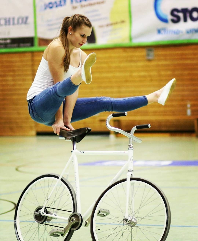 Viola Brand Viola Brand Love Bicycle Bike Fixie Bicycle