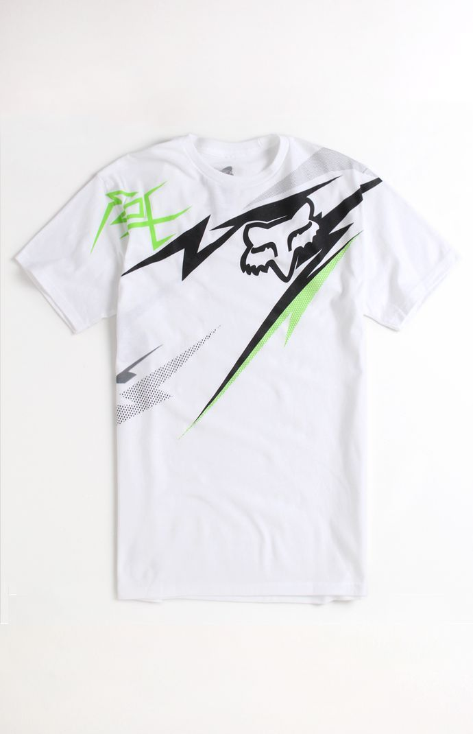 Click Image Above To Purchase: Mens Fox Tee - Fox Costa T-shirt
