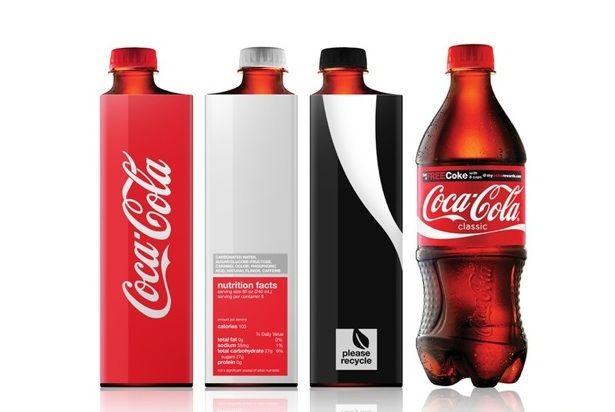 coke bottle design ~ by andrew kim