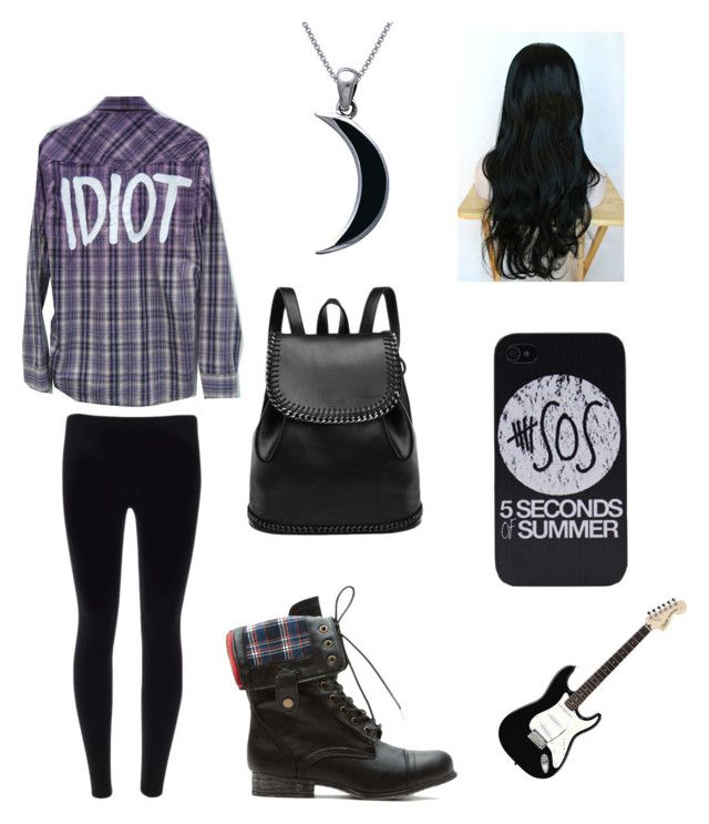 """""""Michael Clifford inspired outfit"""" by taym22 on Polyvore featuring Carolina Glamour Collection"""