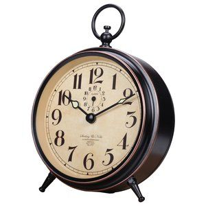 Better Homes And Gardens Tabletop Alarm Clock Better Homes And