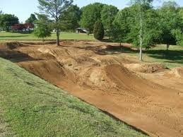 Image result for backyard peewee motocross track designs ...