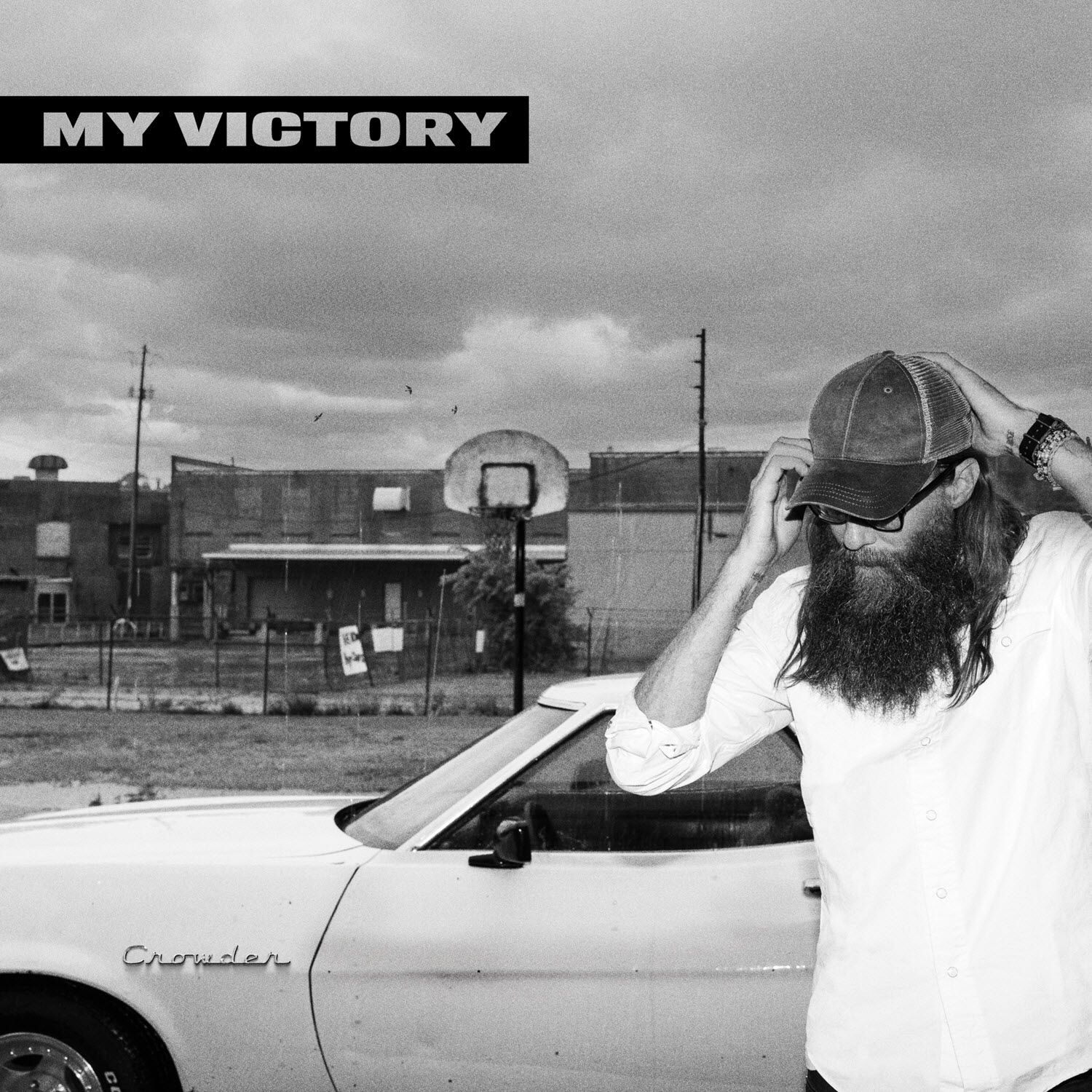 I'm listening to My Victory by Crowder in my Air1Radio