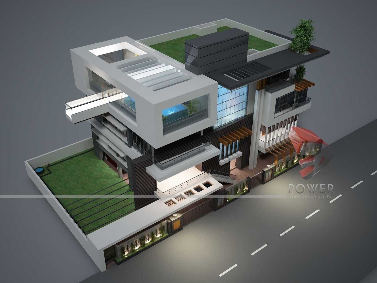 Http Www Inmagz Com Shinny Modelingd Architecture Animationultra Modern House Plans Designs Ap House Design Pictures Modern House Plans House Design Drawing