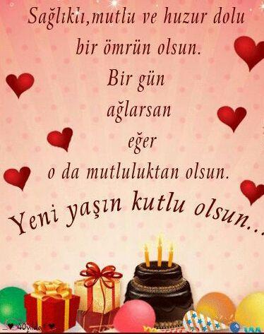 Guzel Dogum Gunu Mesaji Birthday Messages Birthday Wishes Birthday