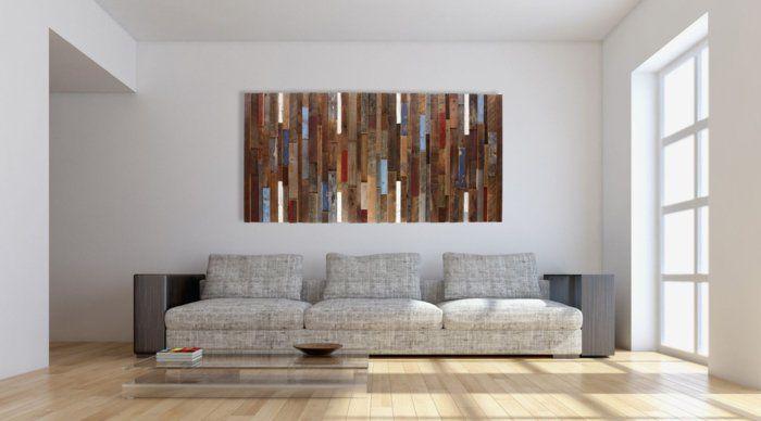 Exceptional Wanddeko Wohnzimmer Wanddeko Holz Wanddeko Ideen Holz Wanddeko