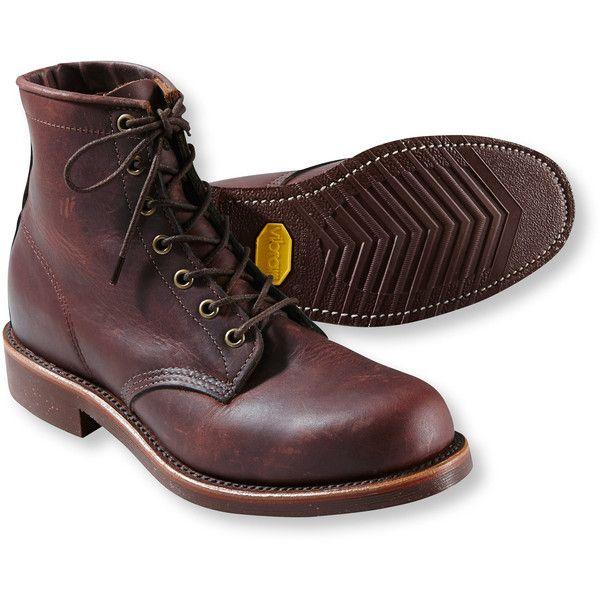 Men's Iron Work Boot