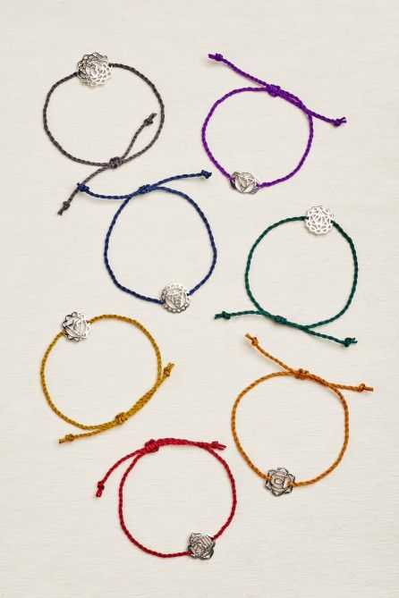 Women S Chakra Bracelet Set Earthbound Trading Co