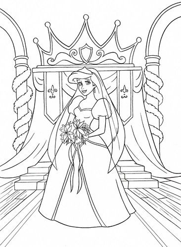 Walt Disney Characters Photo Walt Disney Coloring Pages Princess Ariel Malvorlage Prinzessin Disney Prinzessin Malvorlagen Disney Farben