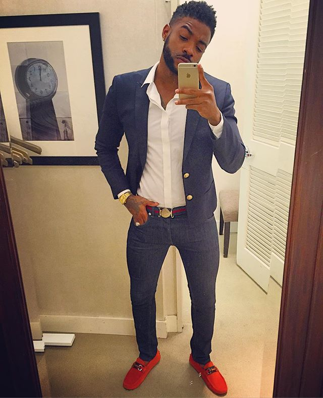 Men S Fashion How To Wear Suspenders