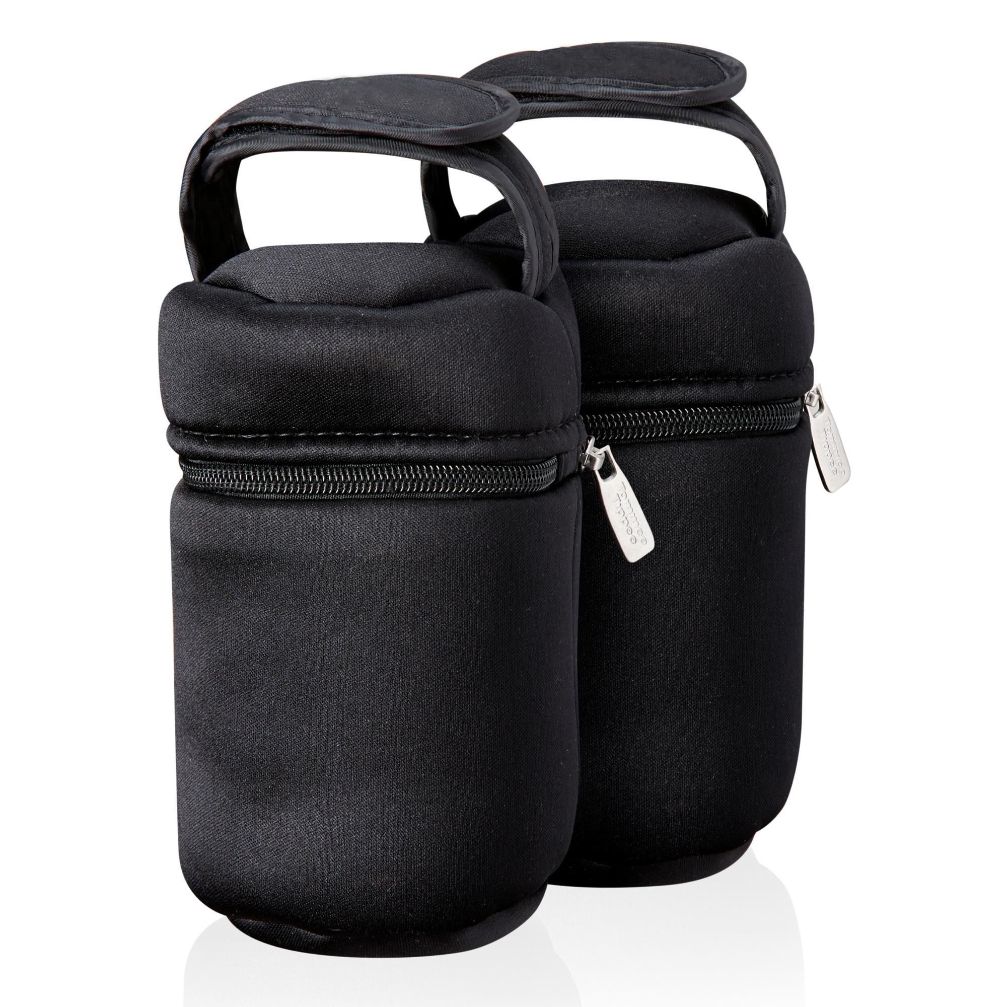 Tommee Tip Insulated Bottle Bags X 2 Co Uk Baby Aff