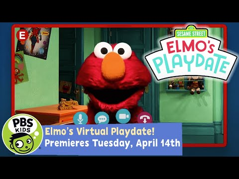 (11) Sesame Street Elmo's Playdate! Premieres Tuesday