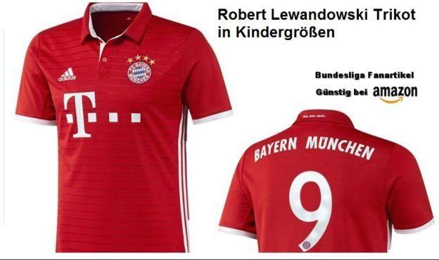 Pin Von Daniel Hecker Auf Bayern Munchen Trikot Robert Lewandowski Trikot Und Bundesliga Trikots