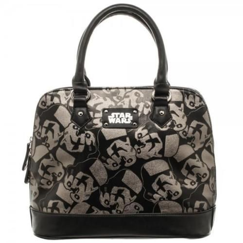 84a2d749dfe8 STAR-WARS-Classic-Licensed-LG-14-Deluxe-STORMTROOPER-Bowling-BAG-Satchel- PURSE