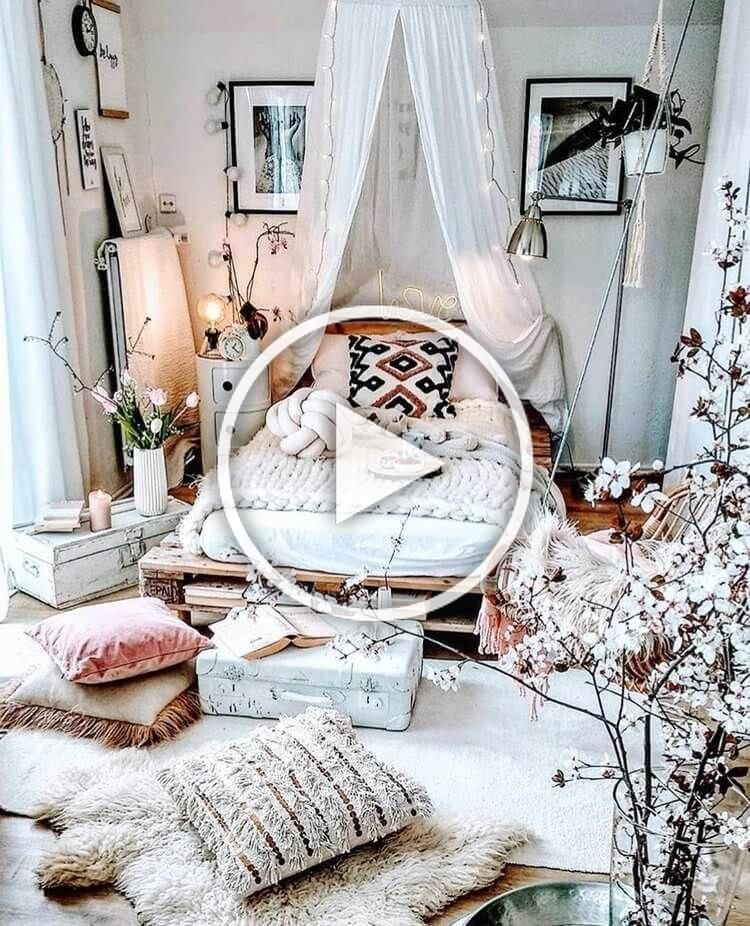 Photo of #bohostyle #bohobedroom #bohemianstyle #cozybedroom #cozy
