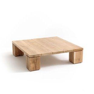 Am Chêne Douceur En pm Merlin Table Basse Massif Étonnante zSqUMVp