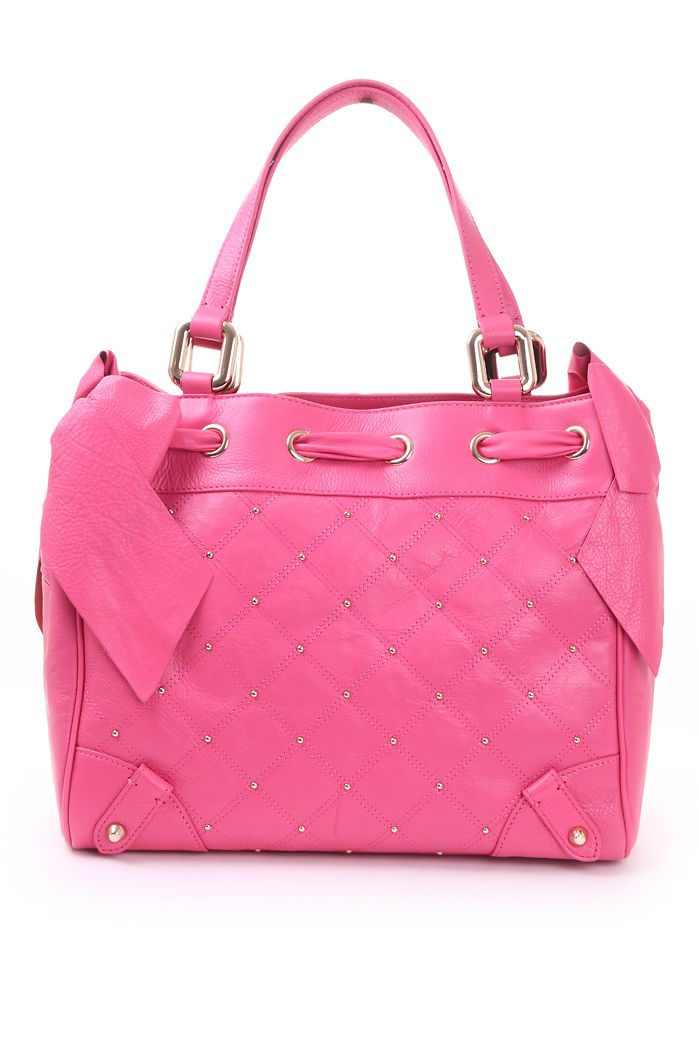 Pink Handbag from Juicy Couture   Bagsss❤   Pinterest   Juicy ...