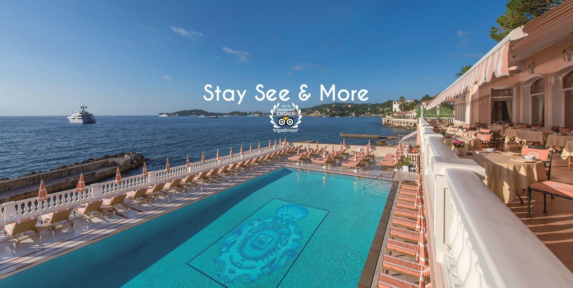 La Réserve de Beaulieu I Official Site 5 star Hotel