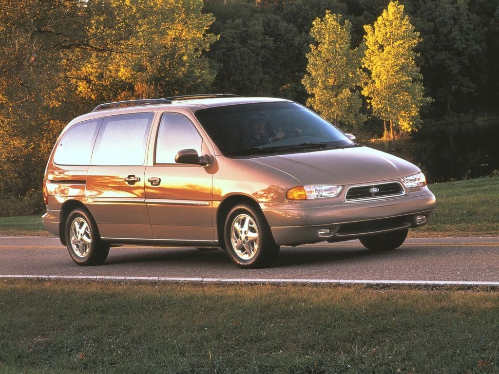 Ford Windstar Service Repair Manual Car Manuals Club