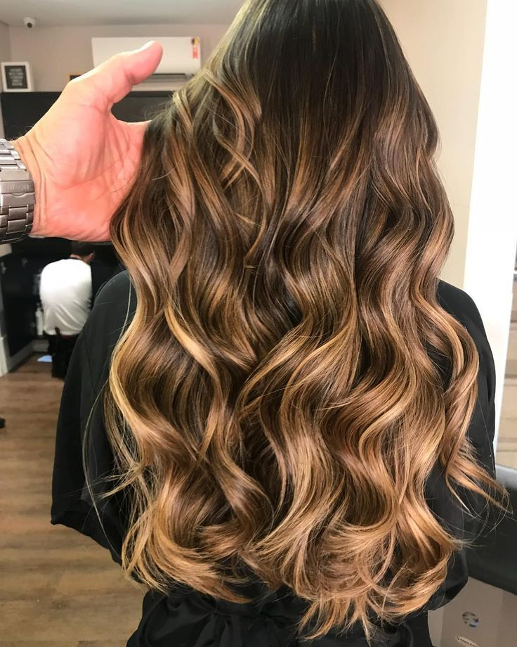 Epingle Par Valentina Madrid Sur Me Encanta Cheveux Bruns Blonds