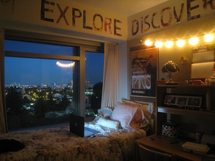 Ucla Dorm C O L L E G E Cool Dorm Rooms Dorm Room