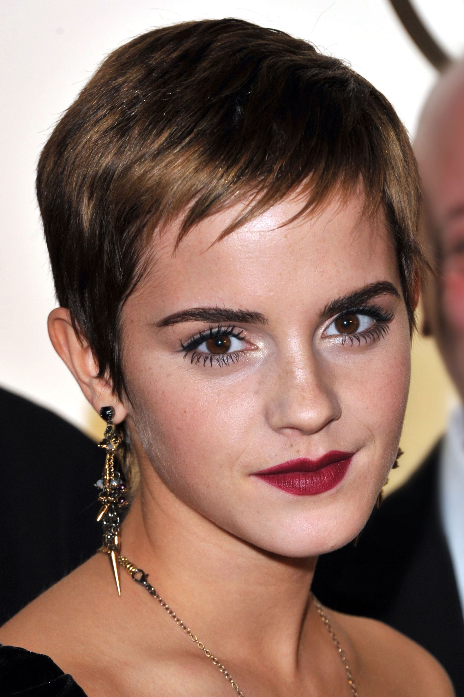 Haircut styles short on sides long on top the top pixie haircuts of all time  emma watson pixies and haircut