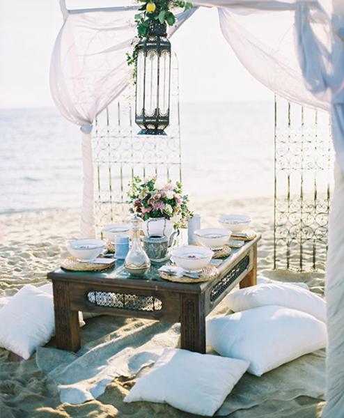 Der Zauber Marokkos für Ihre Hochzeit - Ein exotischer Stil, der alle Hochzeitsgäste überrascht!