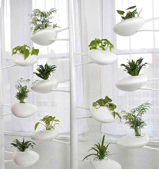 Unique House Plant Pot Ideas  Bright Flower Stands At Home  Ideas
