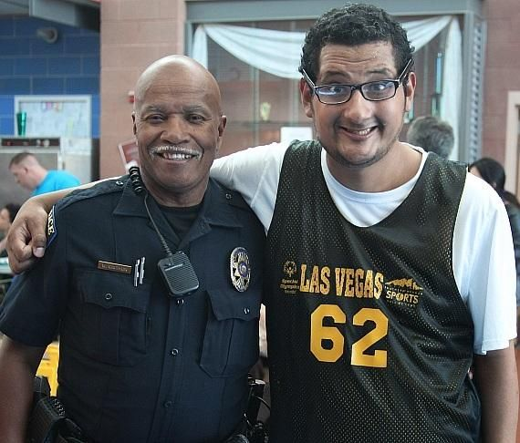 Special Olympics Nevada Partners With Findlay Chevrolet For Cops