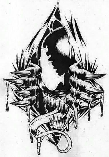 Photos Of Venom Avelardo Benavides Tatuaje De Venom Tatuajes Marvel Imagenes De Venom