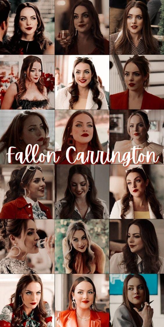 Fallon Carrington Edit