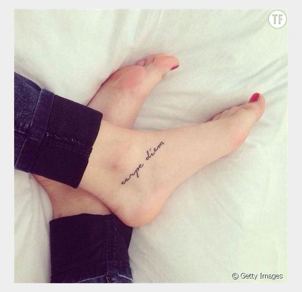 15 Jolies Idees De Tatouages A La Cheville Enkeltatoeages