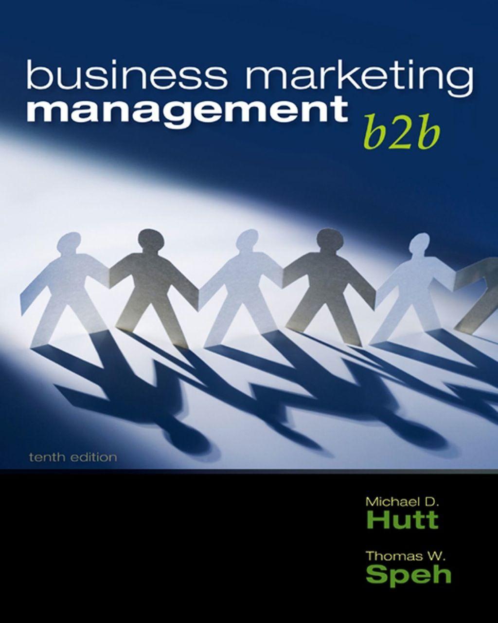 Business Marketing Management B2b Ebook Rental Online