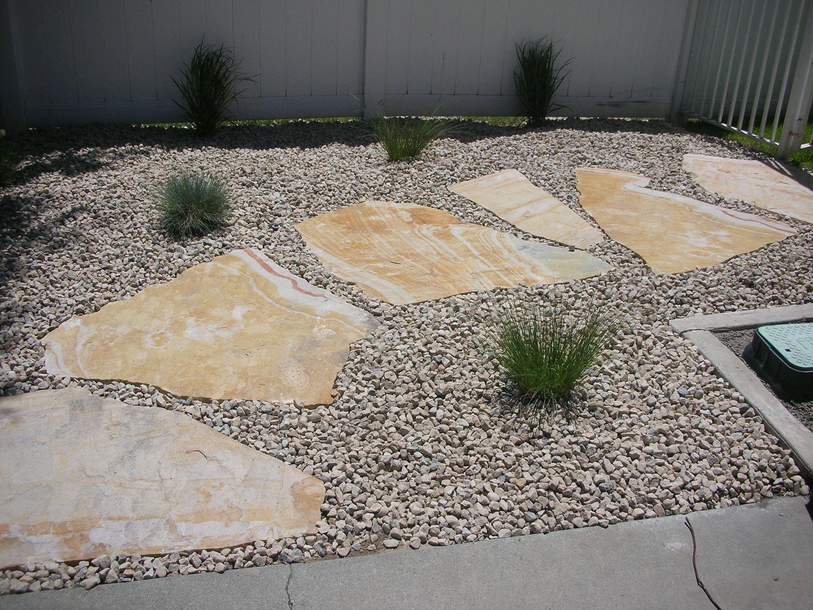 Google Image Result For Http://scenicyard.files.wordpress.com/ · Grass  PaversFlagstone PathwayStone ...