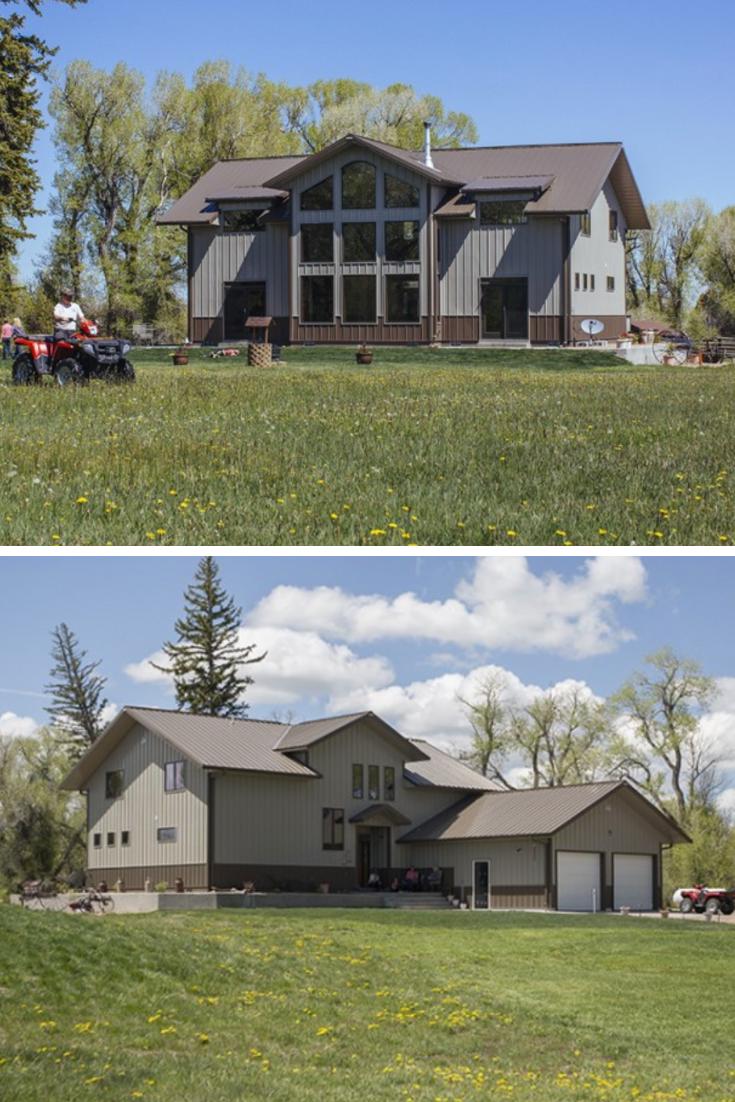 100+ Award Winning Metal Building Homes in 2020 Metal