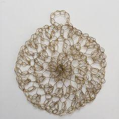 Mini Crochet Mandalas from Brenda