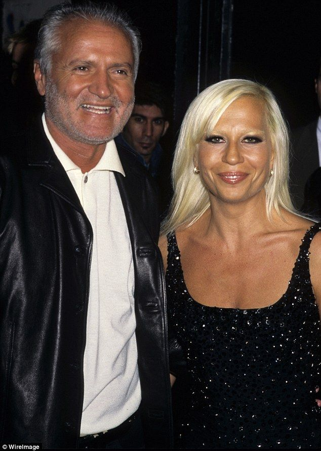 3afad72c2af  The upper class   The series will relate the 1997 murder of Donatella s  (right) elder brother Gianni Versace (left)
