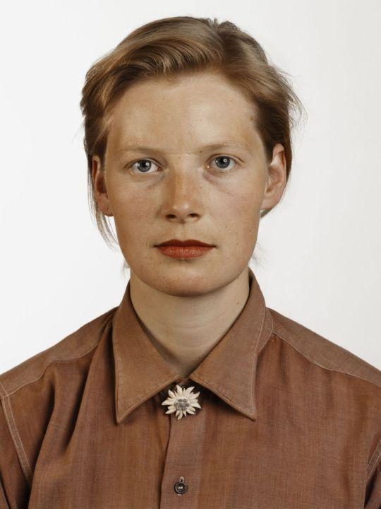 Thomas Ruff, Porträt, 1988