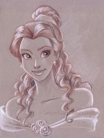 Belle by briannacherrygarcia