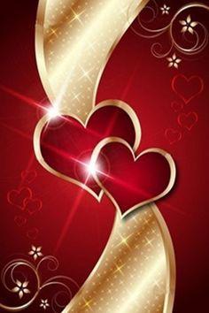 Two Hearts Coming Together As One Enchantedvalentine Fodselsdag Billeder Hjerte