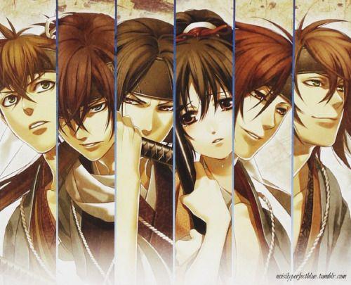 #anime #heaven #hakuouki #hakuoki