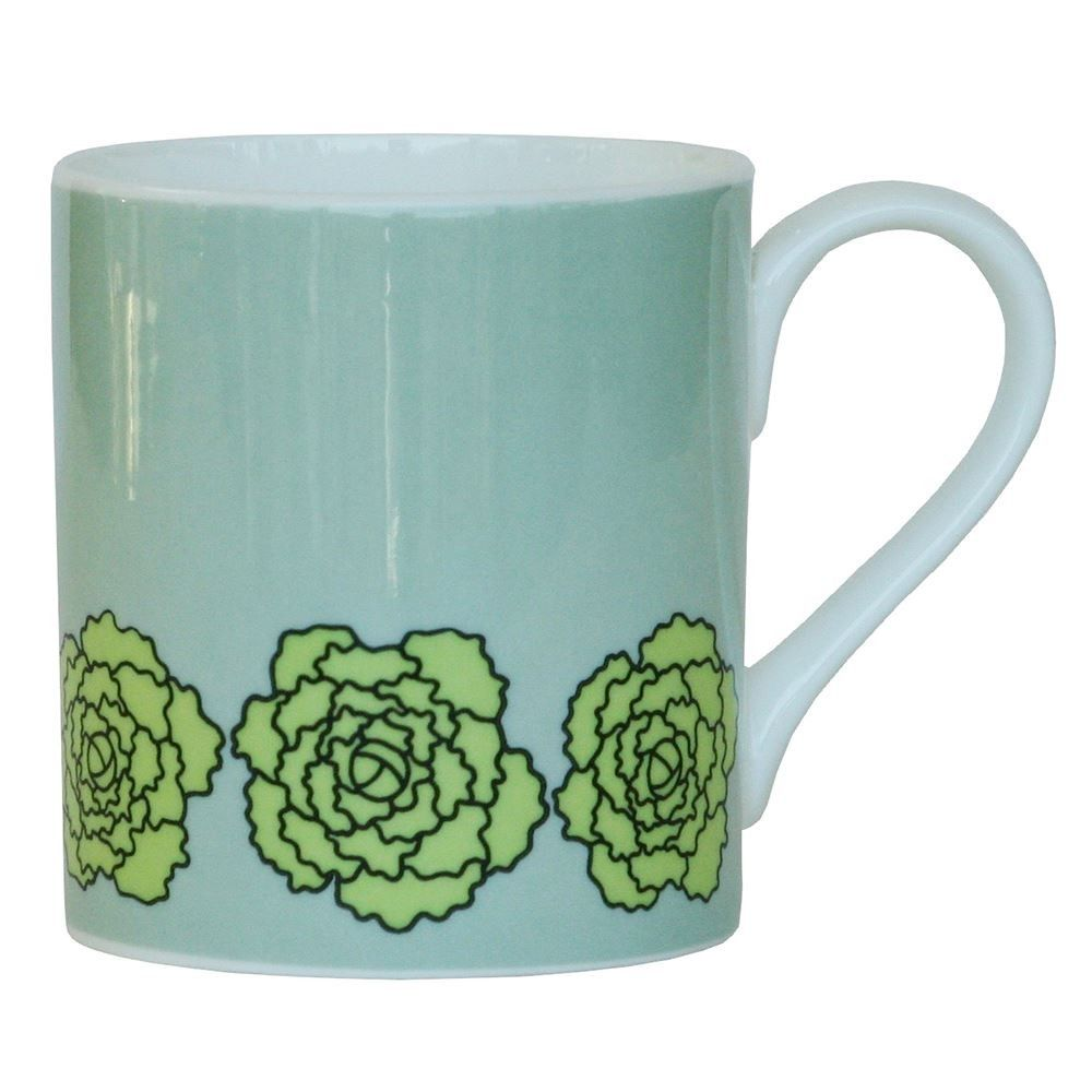 Wiggles & Florence Lettuce Mug