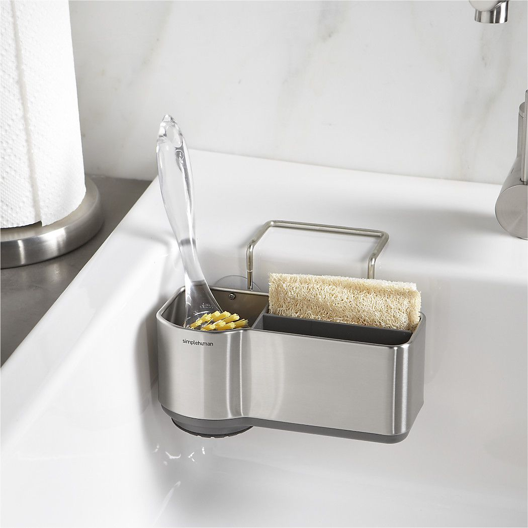 Best Simplehuman Sink Caddy Reviews Crate And Barrel 400 x 300
