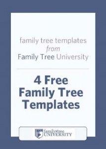 free genealogy forms resources genealogy genealogy tree