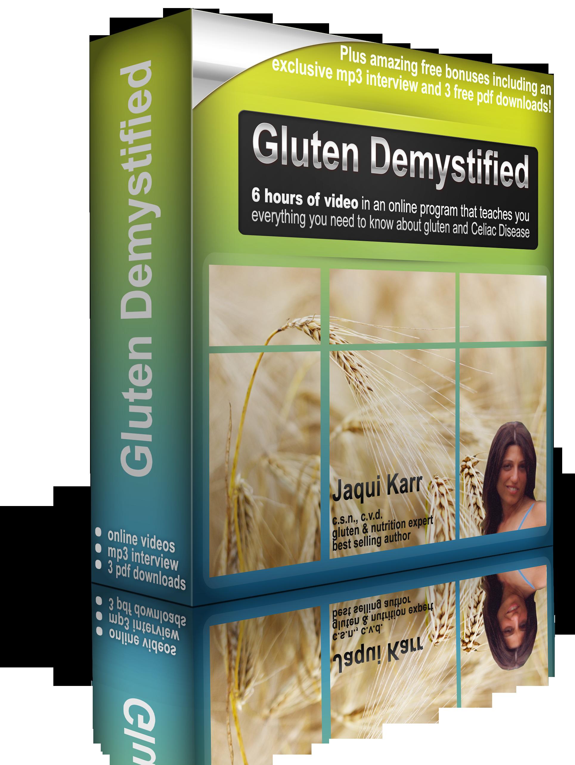 Gluten Demystified