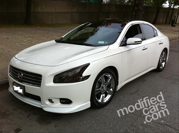 Custom Nissan Maxima >> Modified Nissan Maxima After Market Custom Cars Nissan